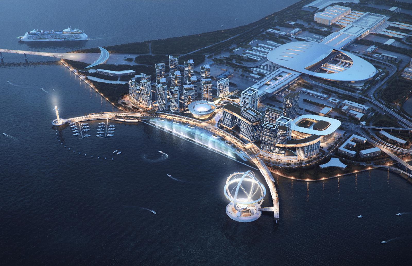 珠海港珠澳合作創新中心
