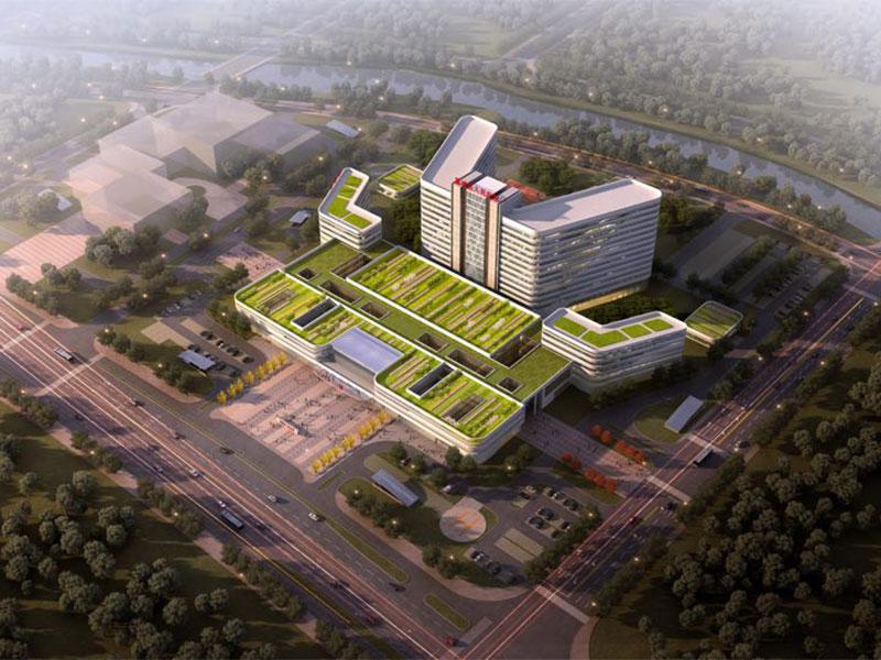 望城區人民醫院整體搬遷項目
