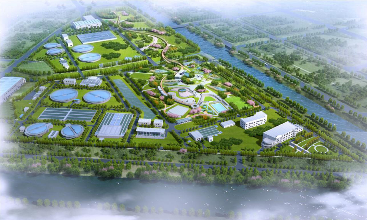 上海安亭污水處理有限公司