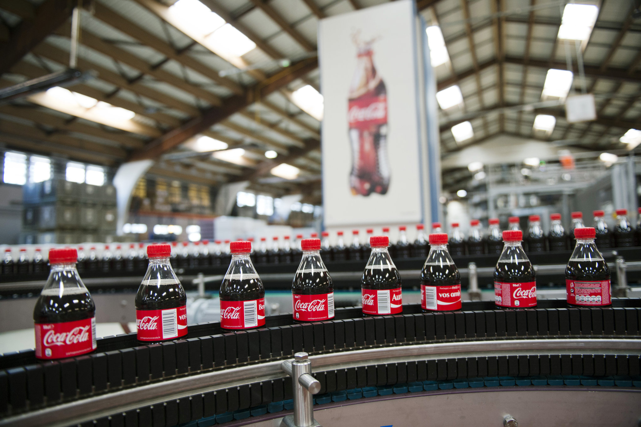 希望深藍成功中標可口可樂意大利公司項目,成為中央空調成功入駐世界500強的重要突破。