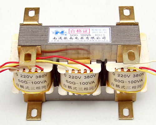 SOG-100VA三相同步