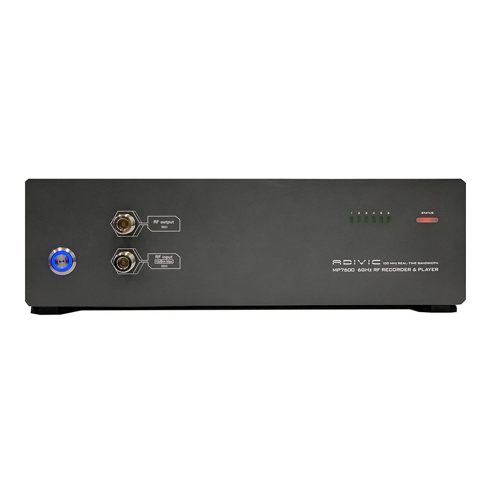 射頻記錄播放系統