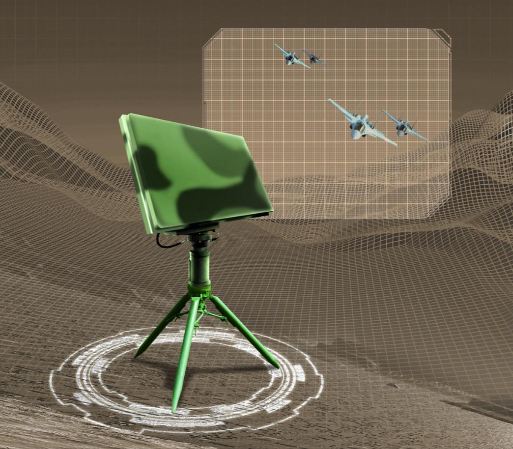 TH-R217目標引導雷達