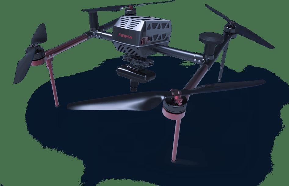 D2000無人機
