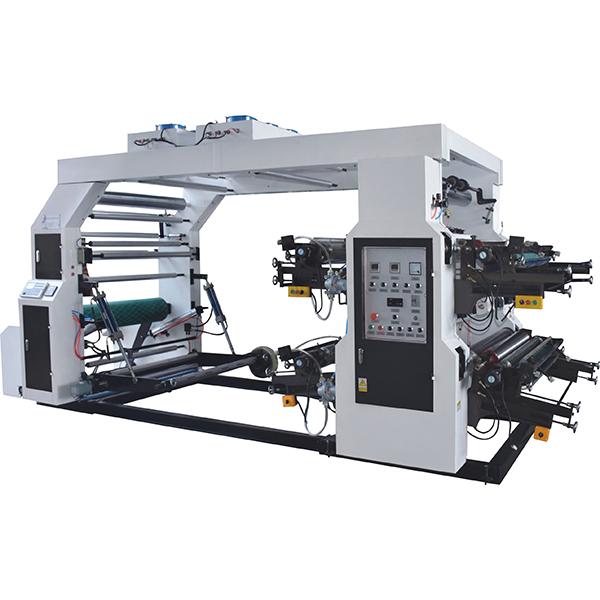 QTL 4色柔版印刷機