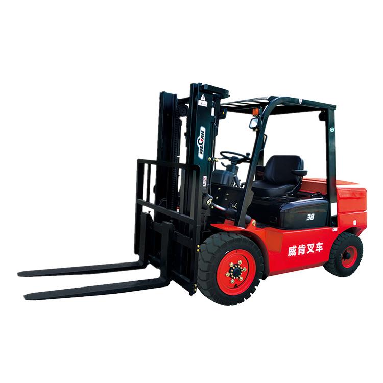 3.8噸機械、液力柴油叉車