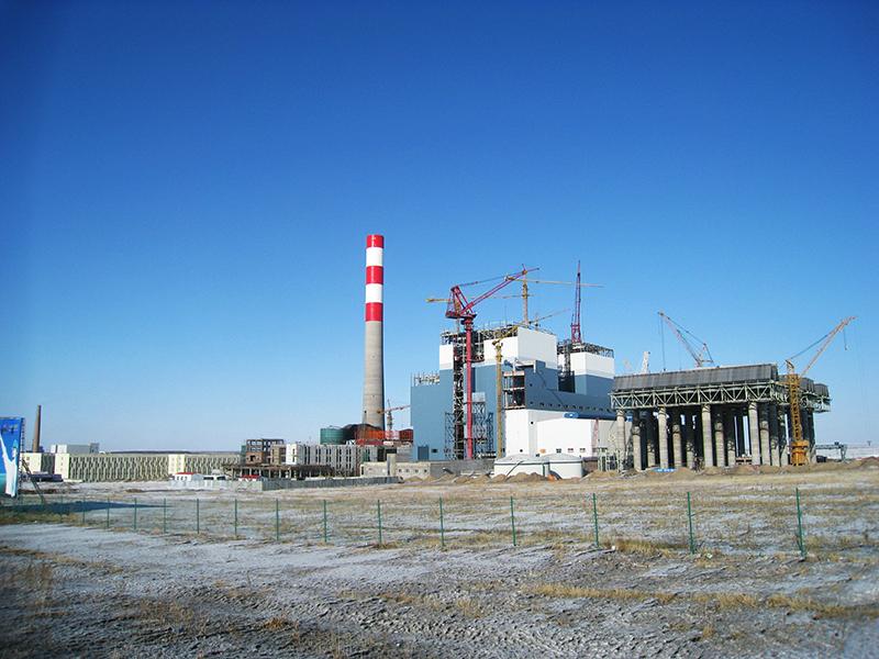 內蒙古國華火力發電廠