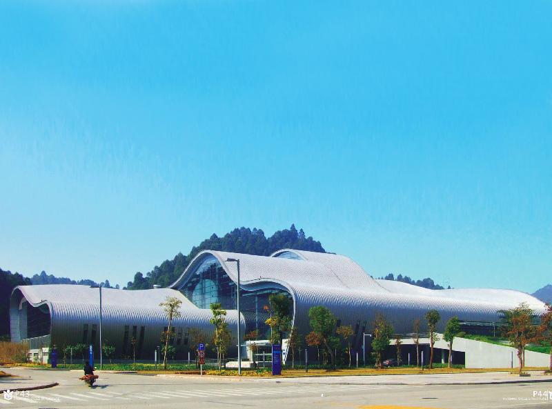 惠州金山湖游泳馆