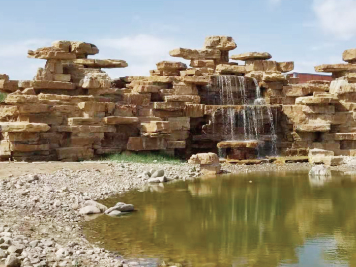 白云鄂博濕地公園