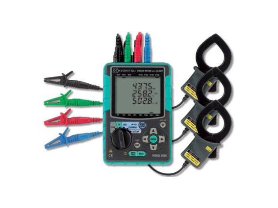 MODEL6300電力計