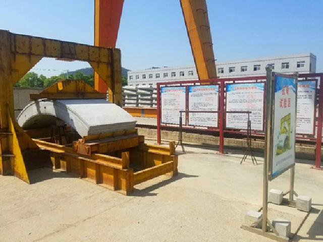 武漢市軌道交通8號線二期工程第七標段土建工程