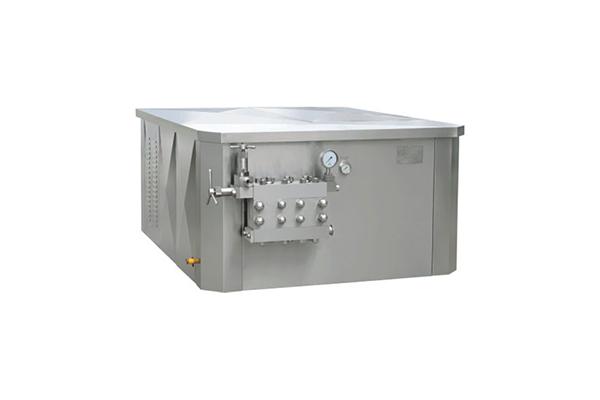 大型臥式高壓均質機(手動調壓)