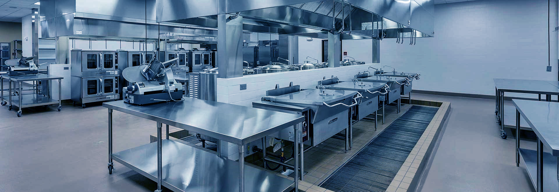 廚具廠家:食堂廚房工程有哪些設計原則?