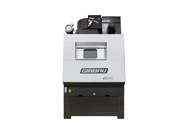 ST-2700型 進口貫通式烘干機