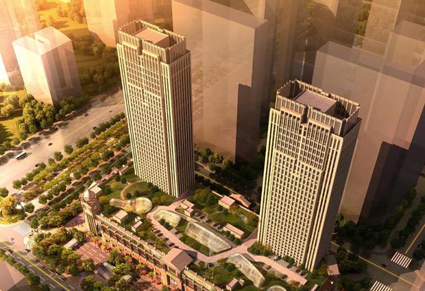 南通中央商務區商業綜合體