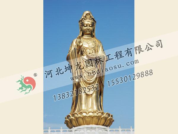 佛像銅雕013