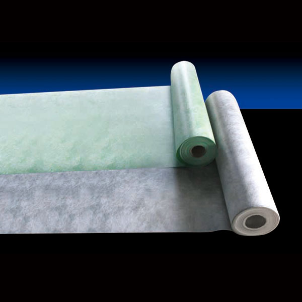 SWD聚乙烯 丙(滌)綸高分子復合防水卷材