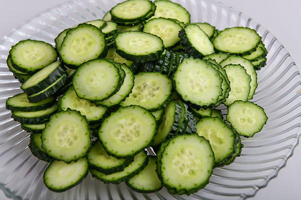 黃瓜片-菜之源凈菜