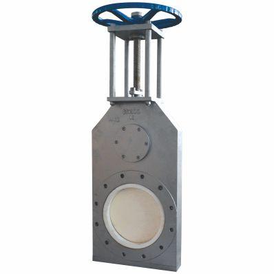 Z43TC陶瓷單閥板閘閥