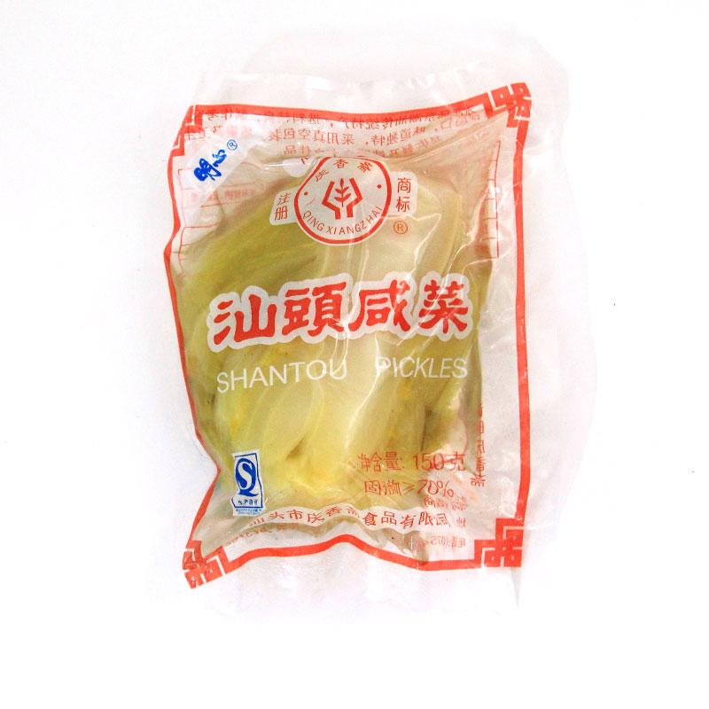 汕頭鹹菜(150克)