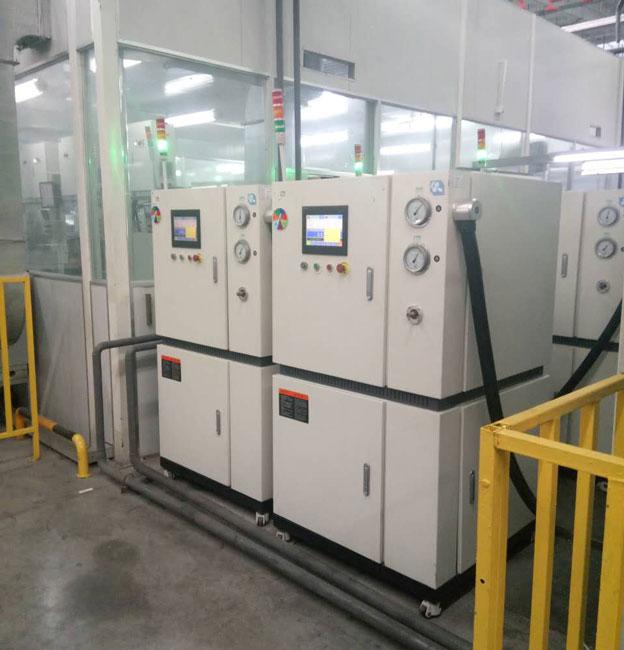 T5H服務于海爾膠州智能互聯工廠