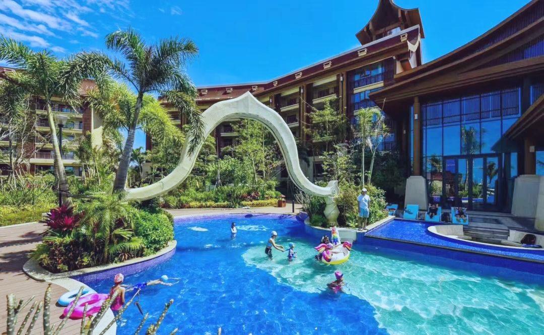 9月,海南棋子灣家園度假酒店正式落成開業。