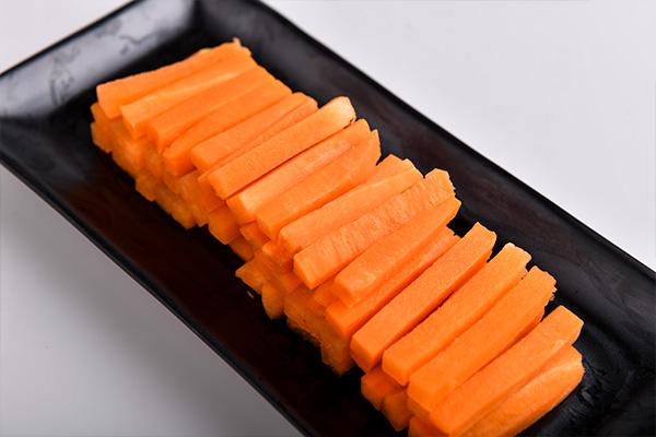 胡蘿卜條-菜之源凈菜