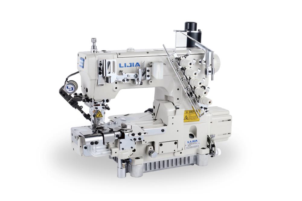 L6700-FL 高速筒式绷缝机(左切刀)