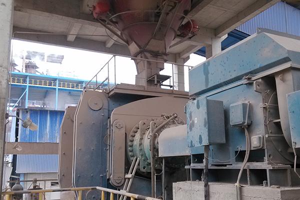 氧化鋁生產現場