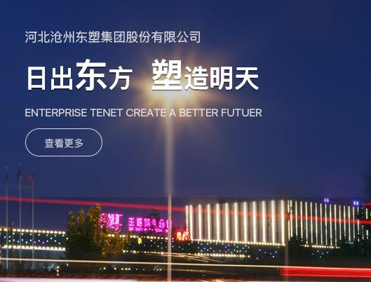 河北滄州東塑集團股份有限公司