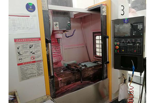 加工中心CNC