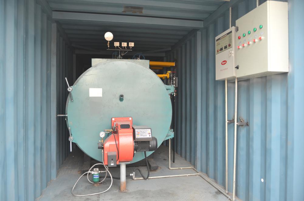 石油钻机防冻保温综合装置