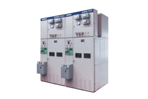 XGN2-12型箱式固定交流金屬開關設備