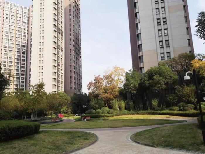 金地自在城景觀綠化