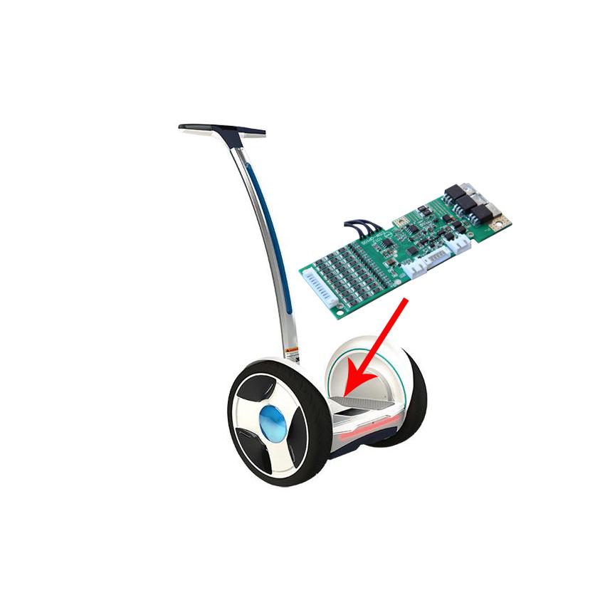 電動平衡車動力電池保護板