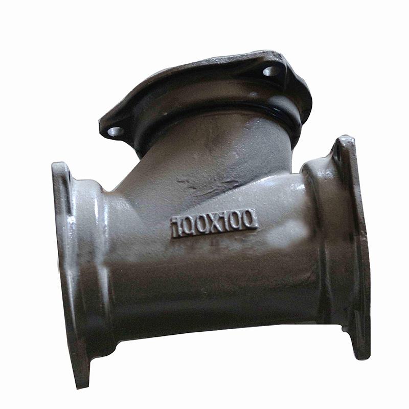 柔性铸铁给排水管