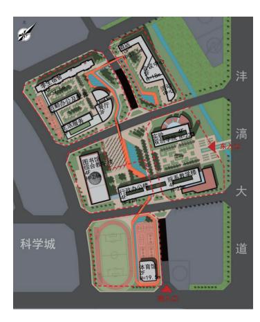 中國科學院大學西安學院項目選址論證報告