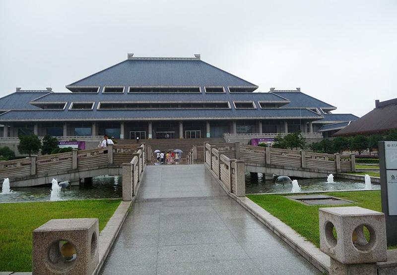 湖北省博物館三期擴建控制中心及設備樓地下室抗浮工程