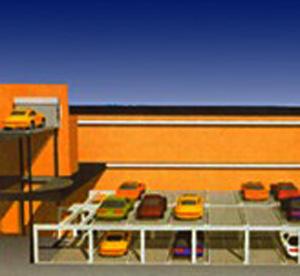 PPY 系列平面移動式停車設備