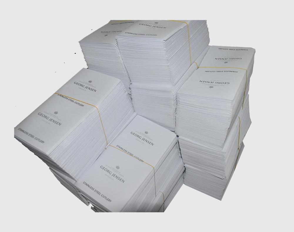 說明書印刷