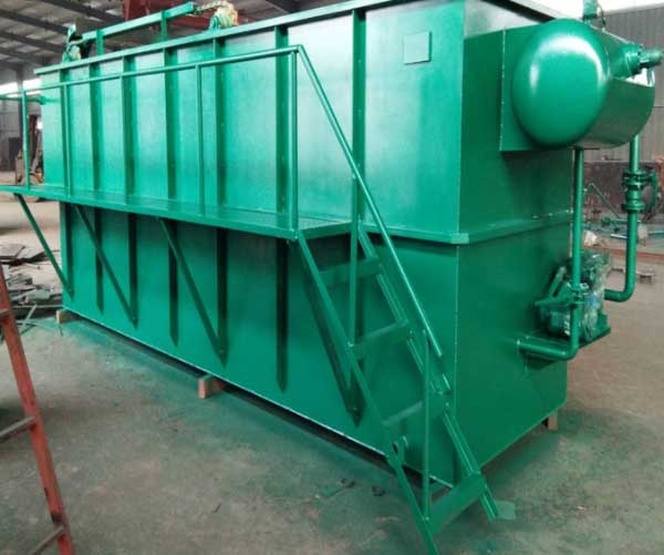 KCWW/M4屠宰廢水一體化處理系統