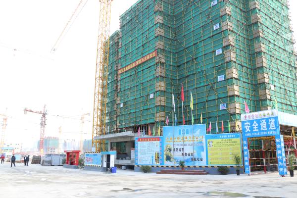 周市地塊保障性住房23-29#、36-38#住宅樓、4#地下車庫工程