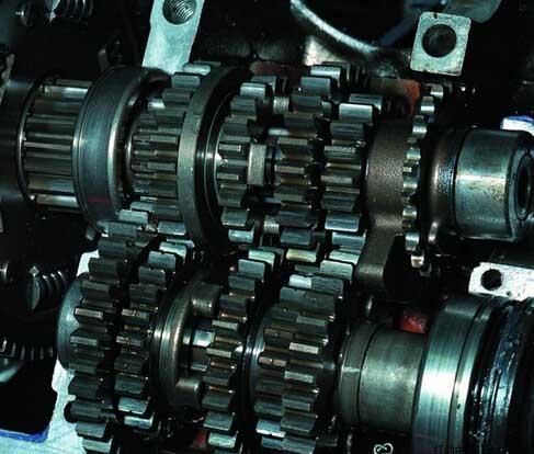 工業齒輪傳動解決方案