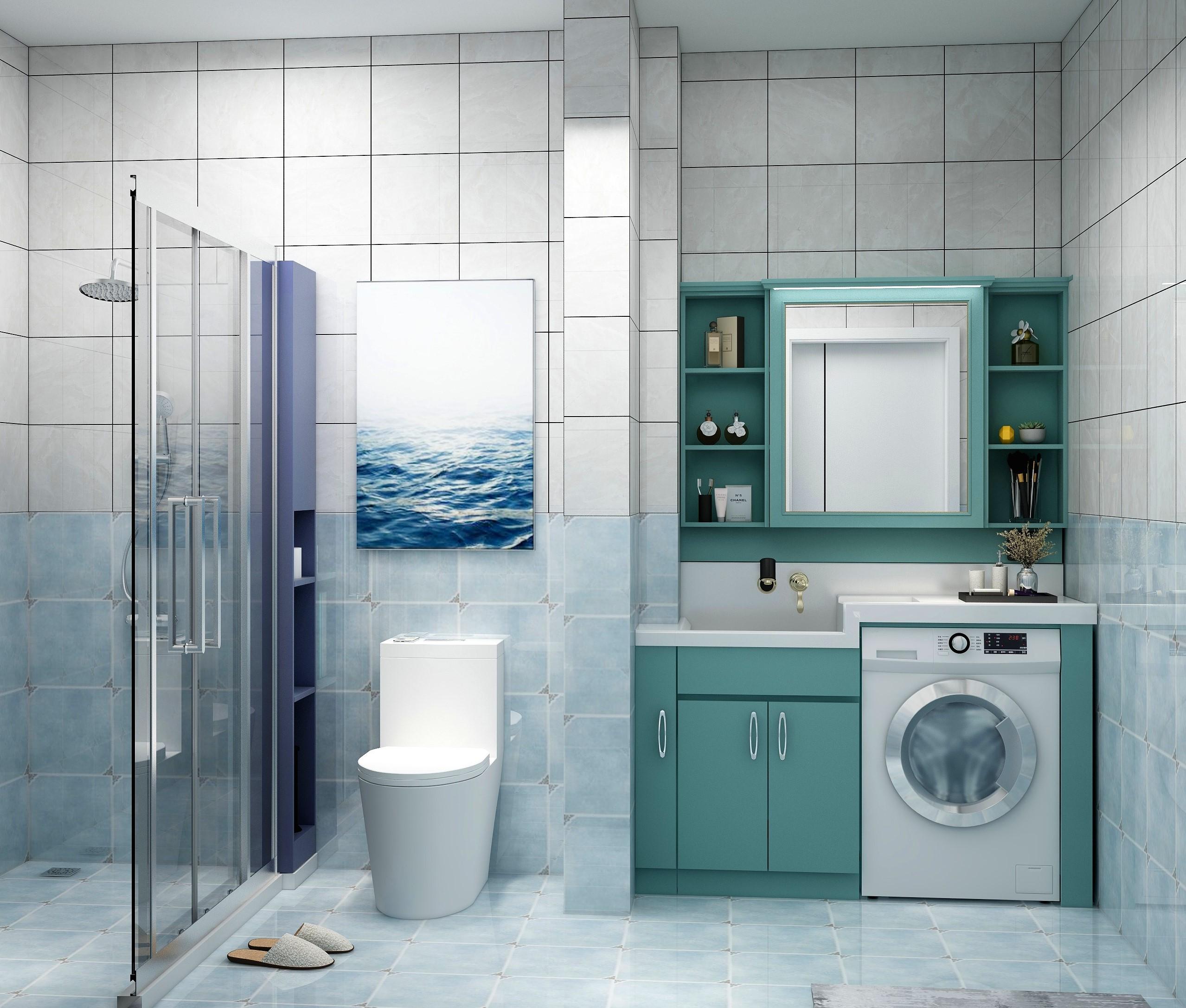 XN2016款洗衣柜