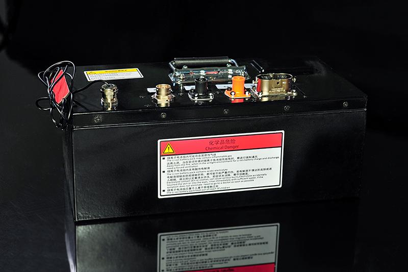 高端電摩電池系統