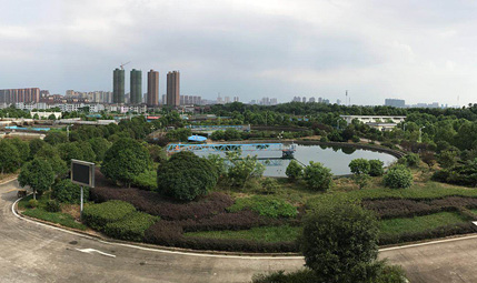 江西撫州污水處理廠