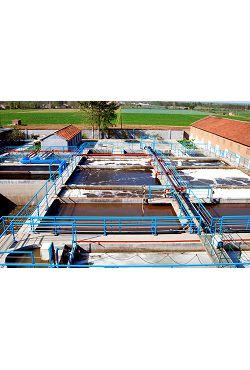 山東柏立化學公司3000m3/d化工廢水處理工程