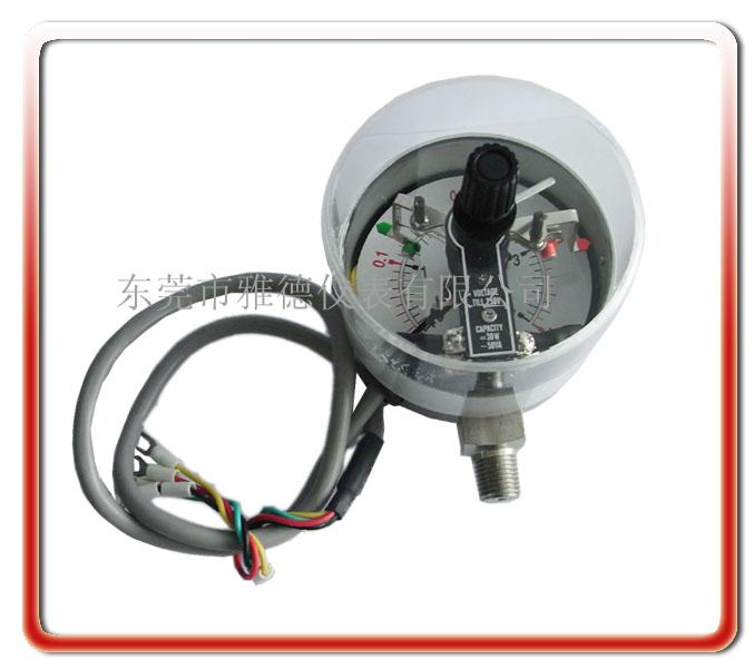 75MM光電式電接點壓力表