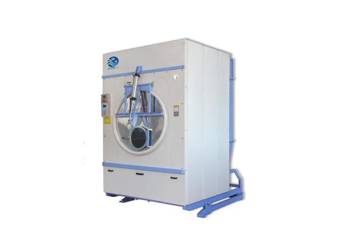 GUD-100FS 封閉式變頻烘干機 / 傾斜式自動卸料烘干機