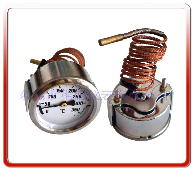 60MM帶安裝支架液體膨脹式溫度計